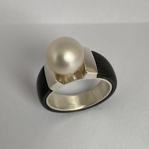 C-04 – Akoya Perle 10.5mm 925 Silber