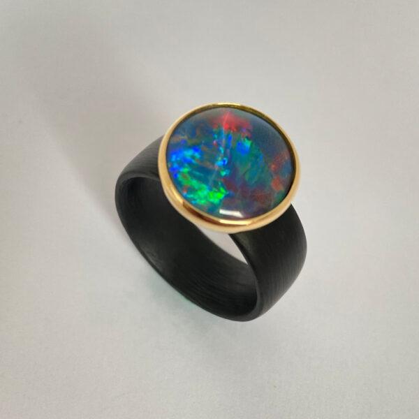 C-07 – Opal 750 Gold