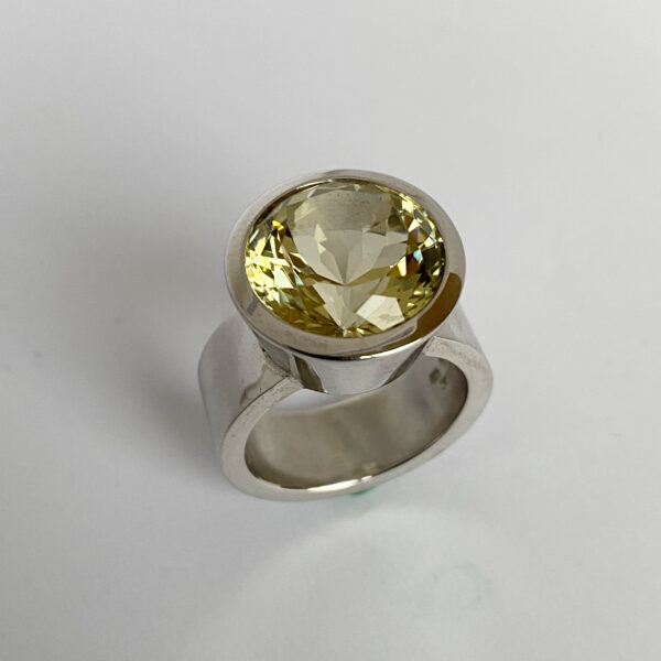 S-03 Citrin 925 Silber