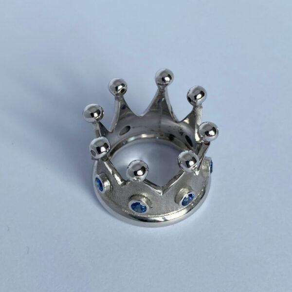 S-05 Brillanten 925 Silber