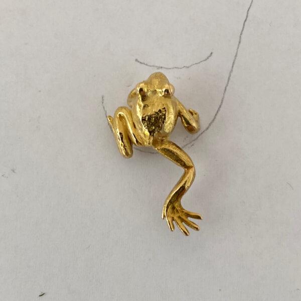 O-17 Frosch 750 Gold